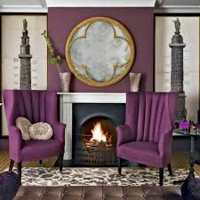 living room interior design purple living room with shabby chic