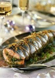 cuisiner un saumon entier saumon farci aux amandes