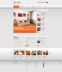 home rental joomla template 42544