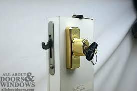 Locks For Sliding Patio Doors Sliding Patio Door Lock With Key Lovable Sliding Door Hardware