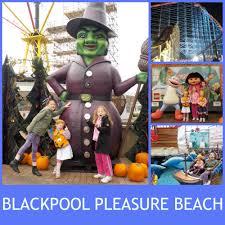 blackpool pleasure beach blackpool lancashire kids days out