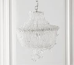 Beaded Chandelier Etsy Chandeliers For Kids Rooms U0026 Nurseries Pottery Barn Kids