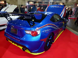 tuned subaru brz file osaka auto messe 2015 395 subaru brz zc6 tuned by trial