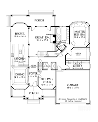 gardner floor plans country style house plan 5 beds 4 baths 2942 sq ft plan 929 888
