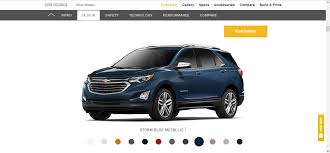 nissan rogue build and price build u0026 price your 2018 equinox page 2