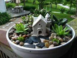 Mini Rock Garden Rock Garden Rock Garden Garden Rock House
