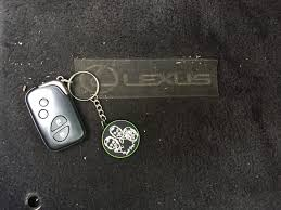 how to fix lexus key fob lost lexus is250 smart key replacement the lock guyz