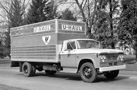 Old Ford Truck Types - the evolution of u haul trucks my u haul storymy u haul story