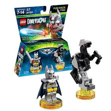lego dimensions excalibur batman fun pack target
