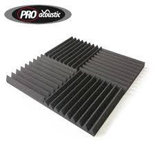 details about 24x afw305 acoustic foam tiles 12