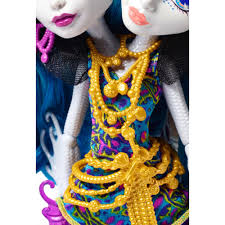 monster high great scarrier reef peri pearl serpent doll walmart com
