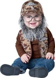 Halloween Costume Baby Boy Amazon Duck Dynasty Baby Boy U0027s Uncle Costume Clothing