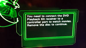 original xbox thinks taxi 3 is a dvd disc