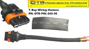 t bap wiring repair harness otb powersports products