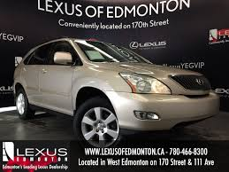lexus suv used ct used gold 2004 lexus rx 330 suv review drumheller alberta youtube