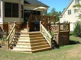 small two level patio wood deck simple small deck ideas u2013 home