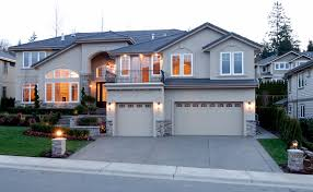 Garage Door Curb Appeal - curb appeal by installing a new garage