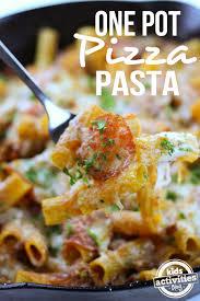pot pizza pasta for kids