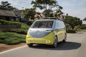 volkswagen truck concept vw announces return of the minibus as an electric vehicle