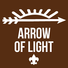 Cub Scout Arrow Of Light Rank Advancement Cub Scout Pack 118