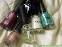 how to buy nail polish on a budget 8 steps with pictures