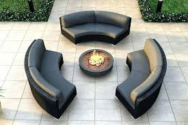 Curved Patio Sofa Curved Outdoor Sofa New For Patio 7 Bisikletlisahaf