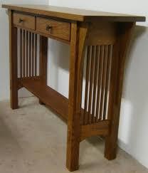 Narrow Oak Console Table Sofa Table Design Oak Mission Sofa Table Astounding Design Birch