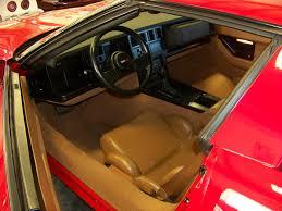 1989 Corvette Interior 1989 Corvette Coupe