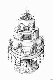 wedding cake drawing maxresdefault drawing of a cake coloring happy birthday pages book