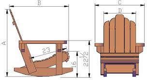 easy rocking chair plans inspirations home u0026 interior design