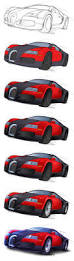 bugatti car drawing bugatti veyron steps by lizkay on deviantart