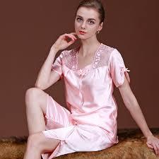get cheap satin pyjamas aliexpress alibaba