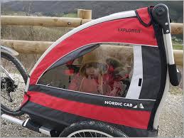 siege pour remorque velo siege pour remorque velo 880562 remorque vélo 2 places enfant nordic