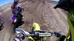motocross racing in california av motoplex race track in lancaster ca 06 07 2015 youtube