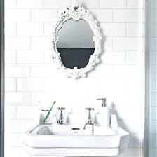 Period Bathroom Mirrors Ornate Bathroom Mirror Take A Look Inside This Period Meets Modern