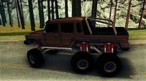 mercedes benz jeep 6 wheels mercedes benz amg g63 6 x 6 for gta san andreas