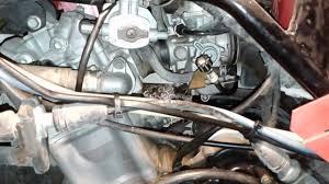 suzuki 500 4x4 vinton carb repair video 1 youtube