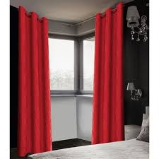 red curtain panels from lowe u0027s canada