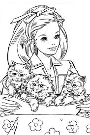 barbie coloring pages overview barbie sheets
