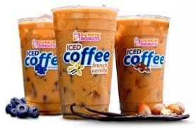 Flavored Coffee Flavored Coffee Dunkin Donuts