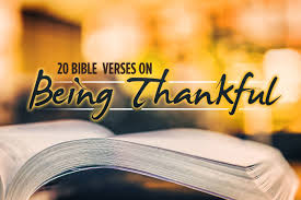Bible Verse On Comfort 20 Bible Verses On Being Thankful