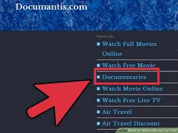 4 ways to watch movies for free wikihow