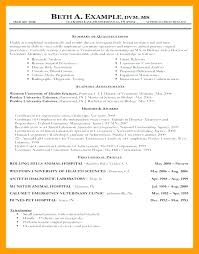 veterinary technician resume exles vet tech resumes veterinary technician resume exles vet tech