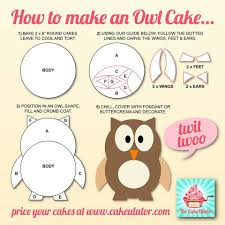 how to make an owl cake this is the cake design i u0027ll be going