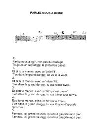 chanson mariage mariage chanson pour 50 ans de mariage