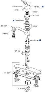 repairing moen kitchen faucet single handle image is loading size of kitchen moen one handle kitchen