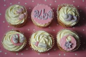 halloween baby shower decorations photo cupcakes para una baby image
