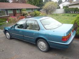 1991 honda accord 1991 honda accord ex sedan automatic for sale photos technical