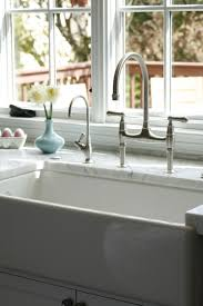 rohl kitchen faucet rohl perrin and rowe 2 handle bridge kitchen faucet in polished
