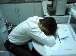 Sleeping At Your Desk Insufficient Sleep Innofitt
